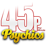 45p Cheap Psychics Mediums Tarot Readings